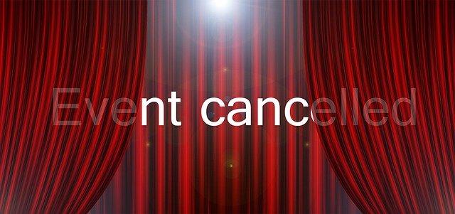 Event Cancellation - Event Contract COVID