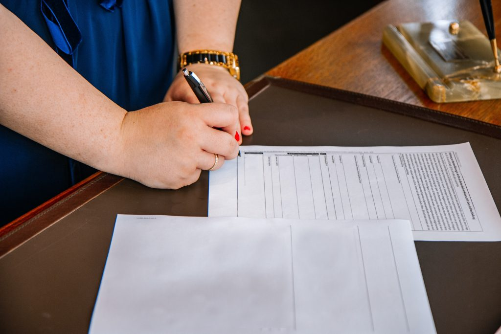 Review Your Event Contract - Event Organizer